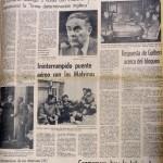 Tapa La Prensa Viernes 9 de abril de 1982