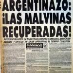 Diario Crónica 2 de abril de 1982