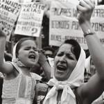 Marcha de la Civilidad - Diciembre de 1982