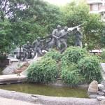 Monumento a los Héroes de Malvinas - Plaza de la Intendencia - Córdoba
